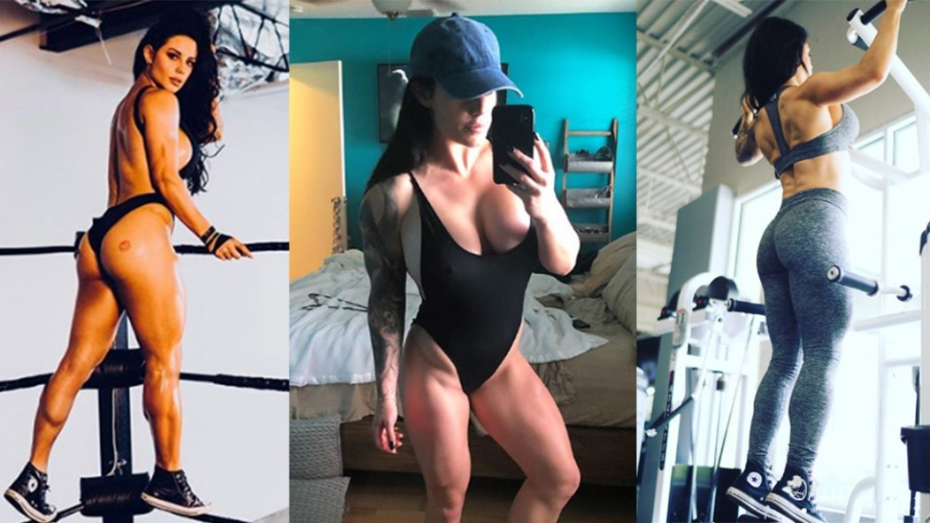 Gym Crush: Celeste Bonin thumbnail