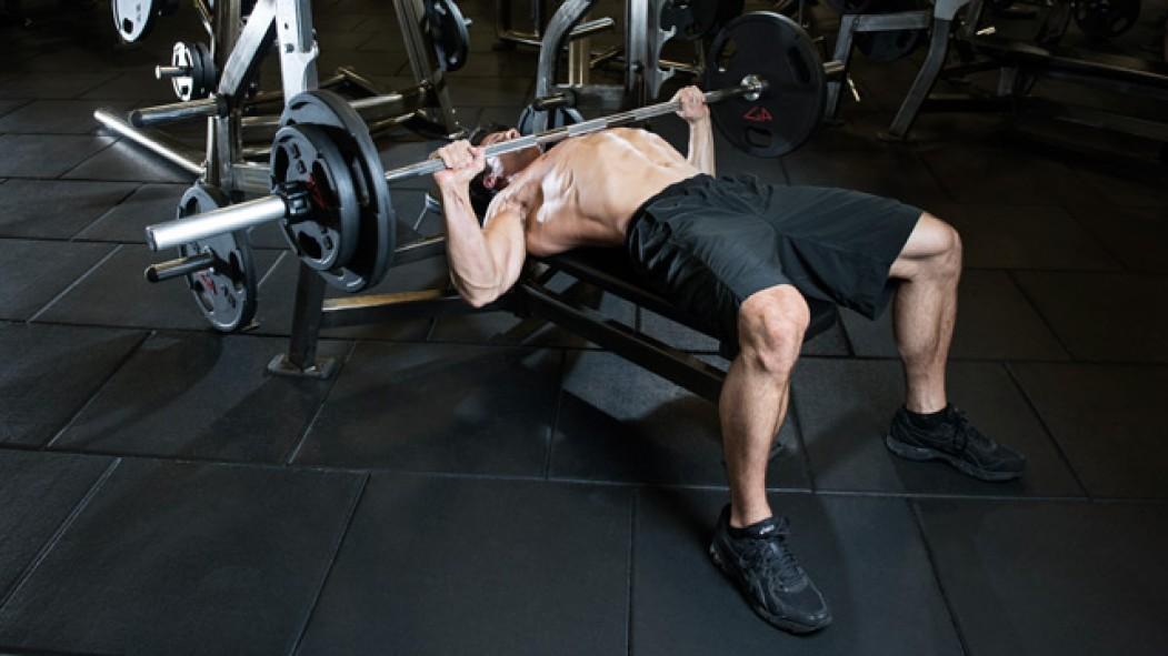 Chest Workout - Bench Press Video Thumbnail