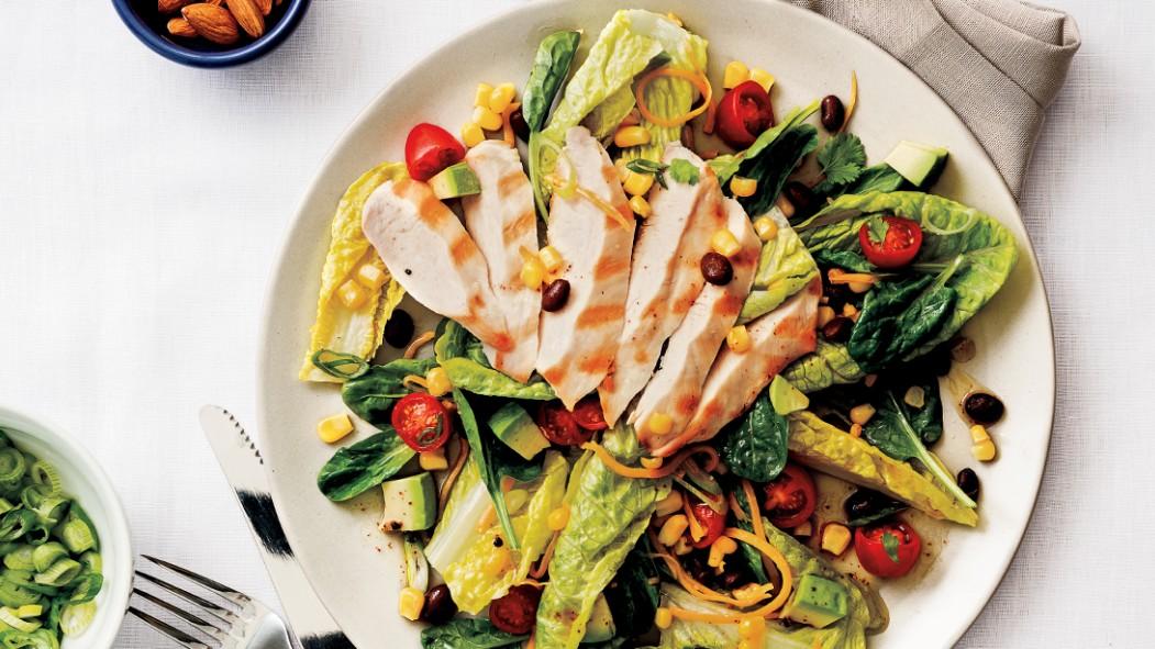 Southwest Chicken Salad thumbnail