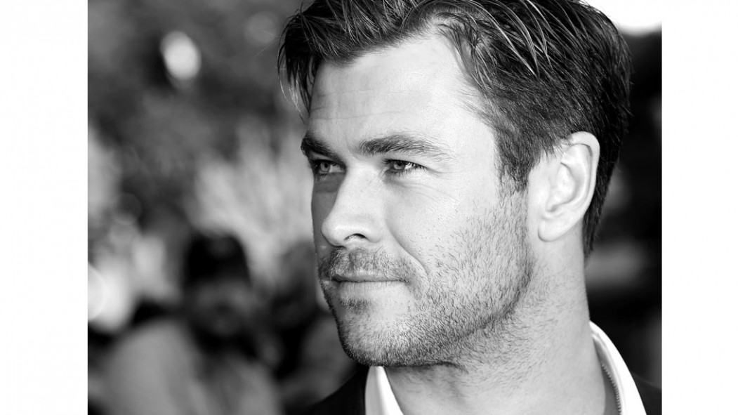 Chris Hemsworth Headshot thumbnail