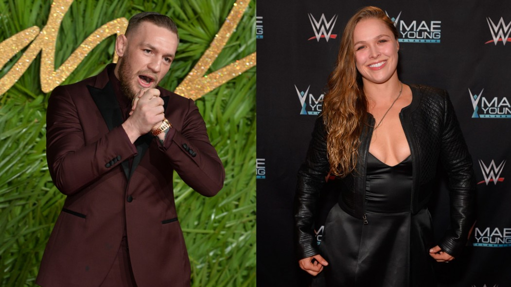 Conor McGregor Supports Ronda's Rousey's Jump to the WWE thumbnail