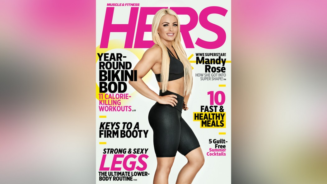 Get the Summer 2019 Issue of 'Muscle & Fitness Hers' thumbnail