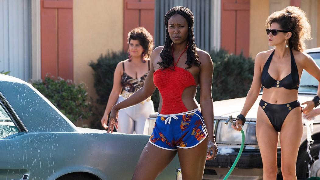 7 Reasons Sydelle Noel Rocks the Screen in Netflix's 'GLOW' thumbnail