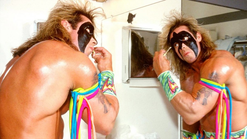 A picture of The Ultimate Warrior from WWE thumbnail
