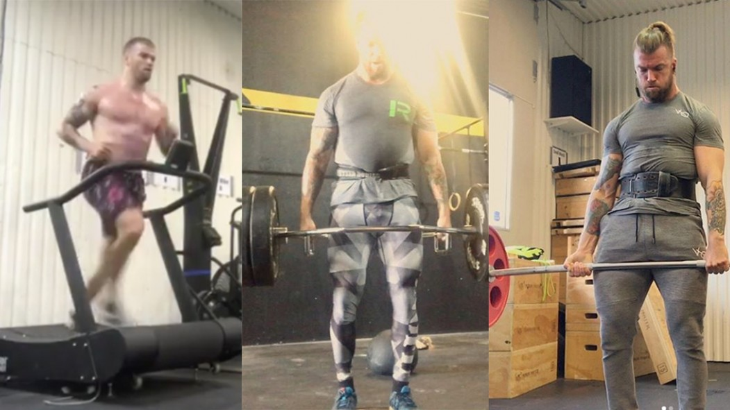 This CrossFit Priest Is Here to Save Your Body and 'Swole' thumbnail