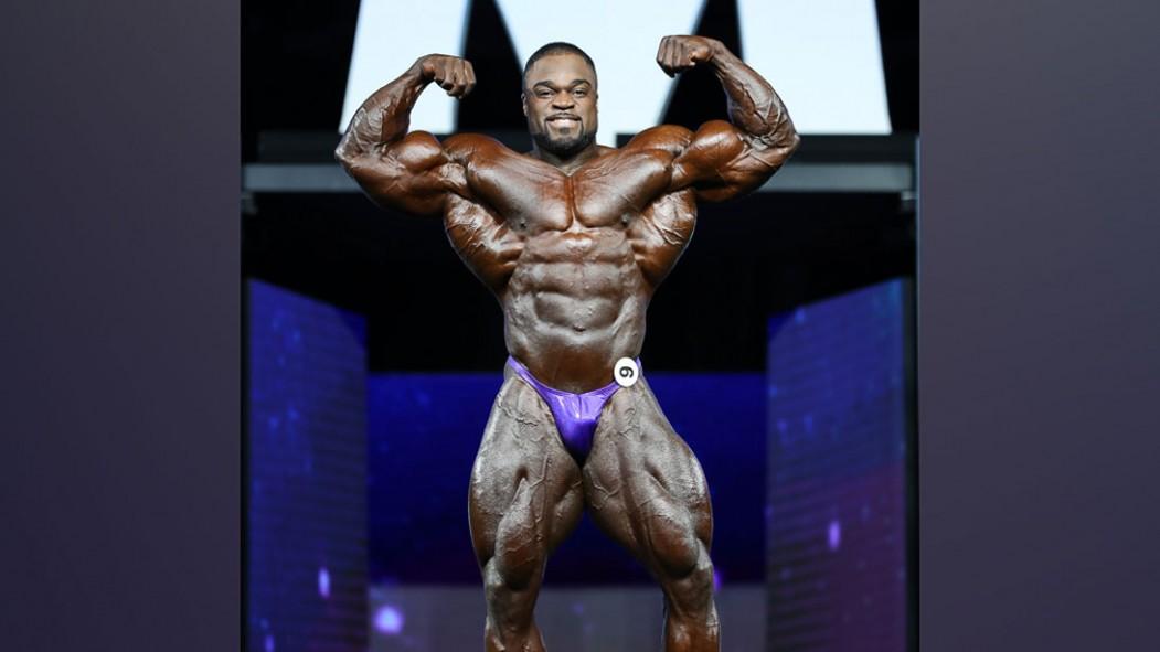 Brandon Curry - Open Bodybuilding - 2018 Olympia thumbnail