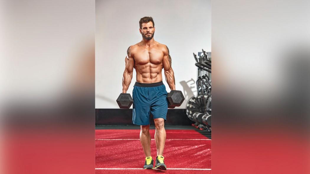 Joe Wuebben | Muscle & Fitness