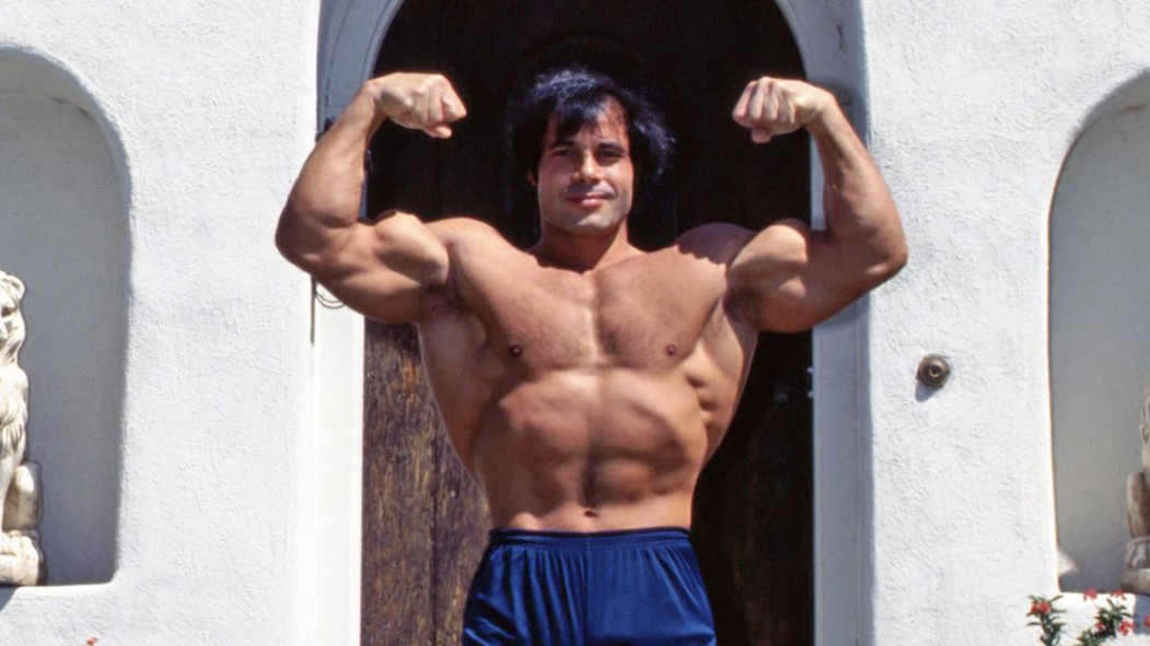 Bodybuilder Franco Columbu Posing  thumbnail