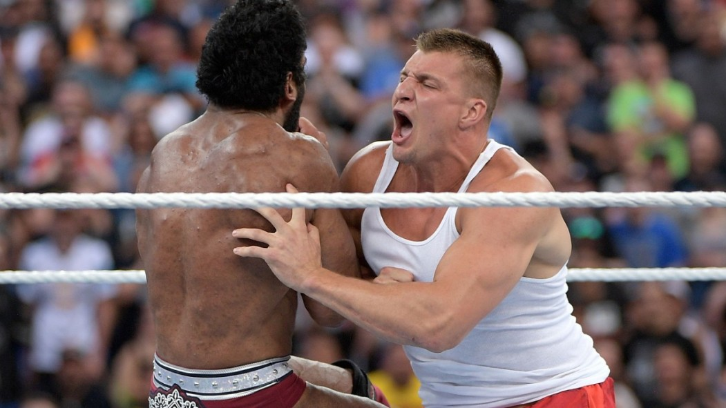 Rob Gronkowski May Appear in a WWE Ring thumbnail