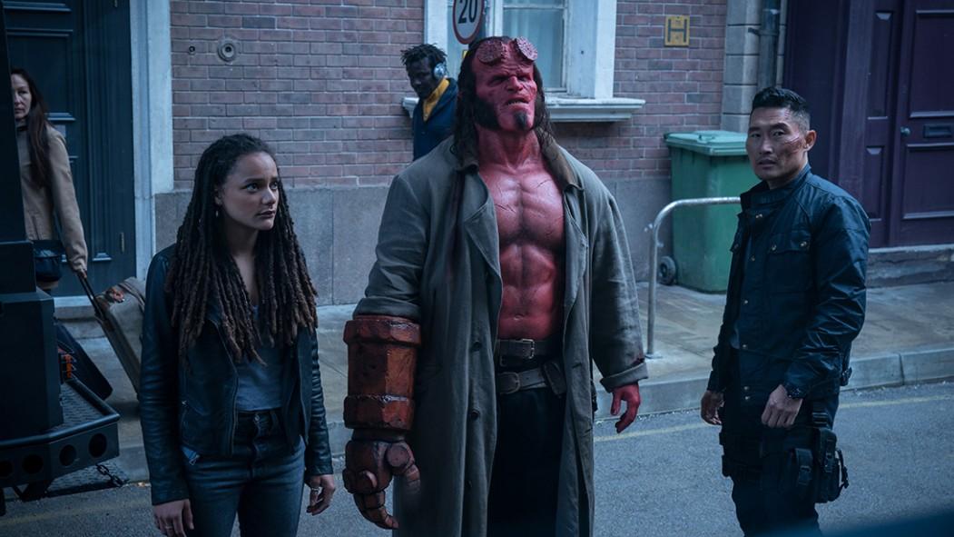 Hellboy Trailer thumbnail