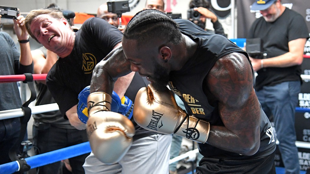 Jay Deas and Deontay Wilder thumbnail