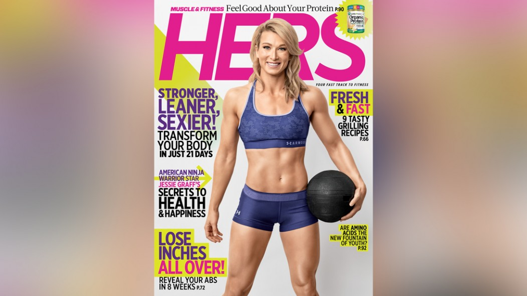 Muscle & Fitness Hers Summer 2018 Cover thumbnail