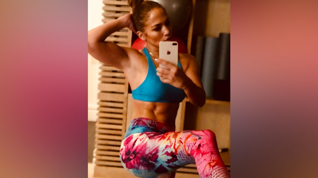 15 Times Jennifer Lopez Looked Fitter Than Ever on Instagram thumbnail