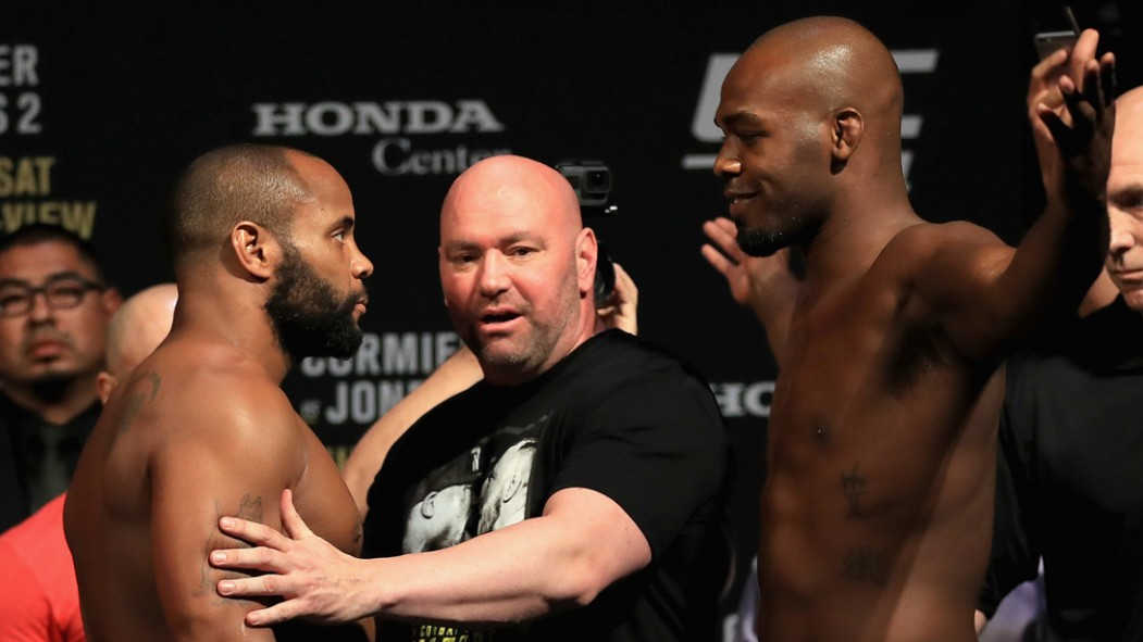 MMA Coach Predicts Jon Jones vs. Daniel Cormier in December of 2018 thumbnail