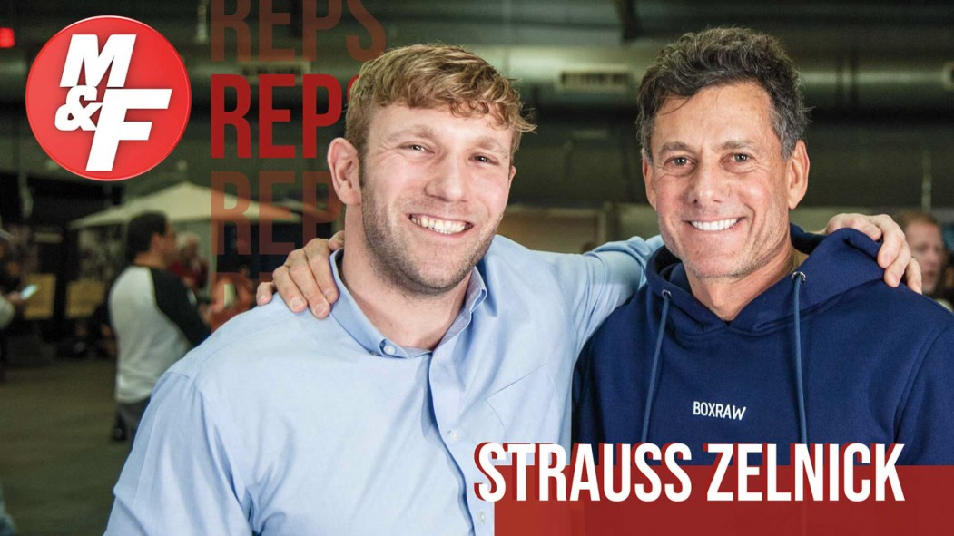 How 61-Year-Old CEO Strauss Zelnick Stays Fit Video Thumbnail