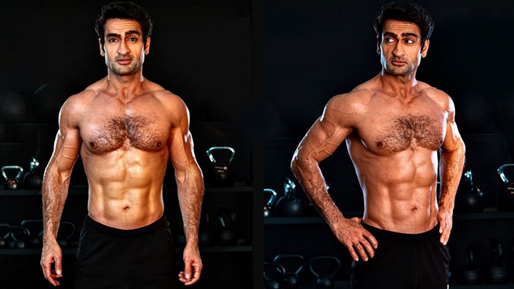 Comedian and actor Kumail Nenjiani got ripped to star in The Eternals thumbnail