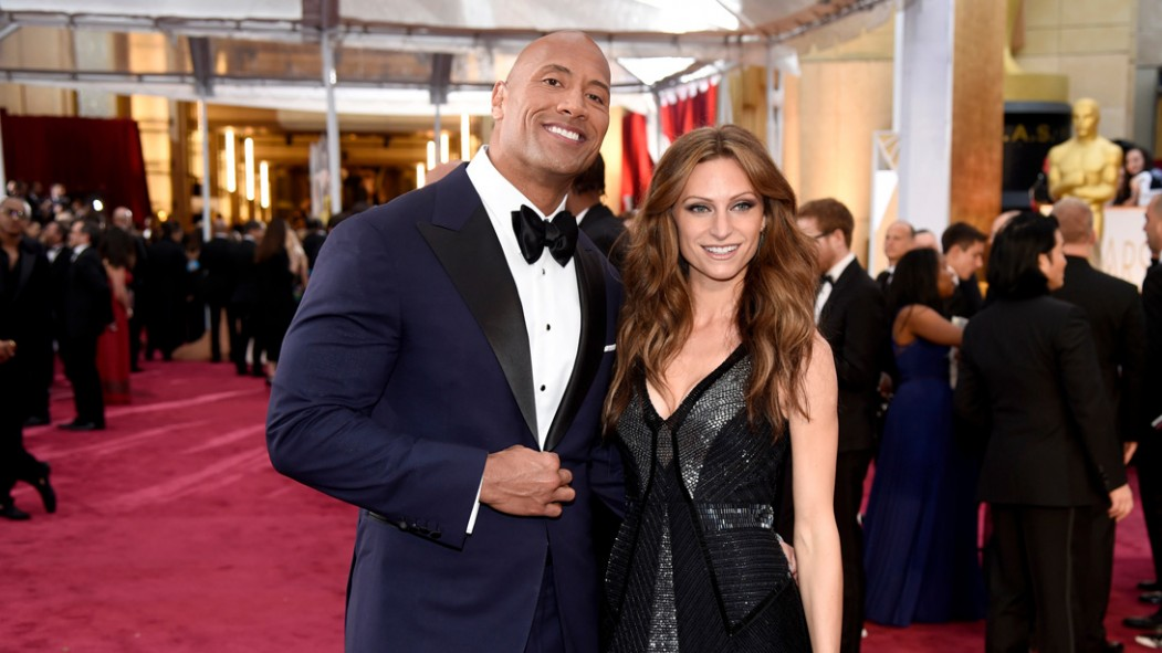 """Dwayne """"The Rock"""" Johnson and Lauren Hashian Are Married thumbnail"""