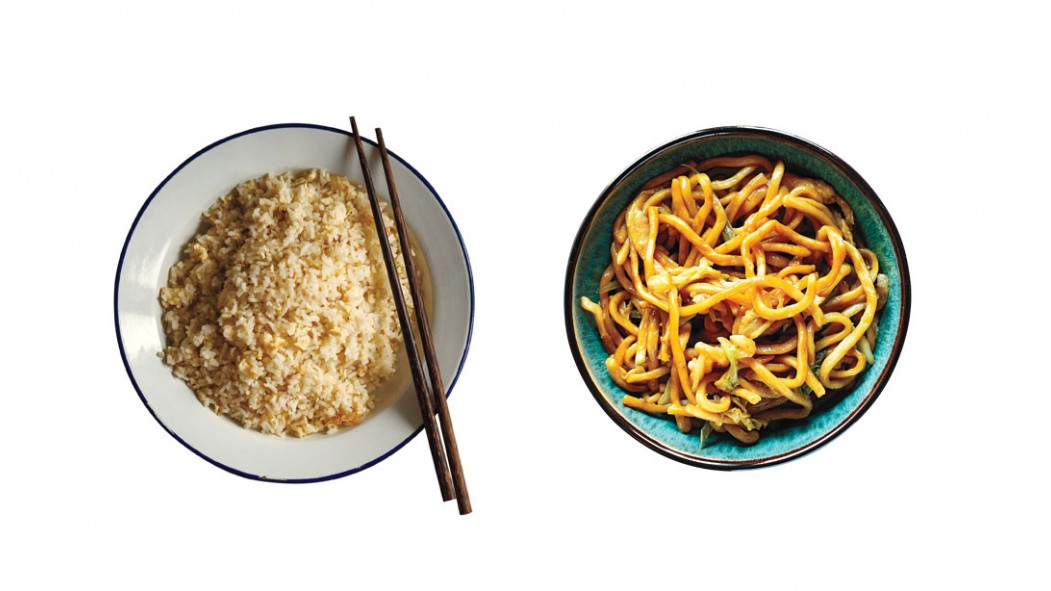 What's Healthier: Fried Rice Vs. Lo Mein thumbnail