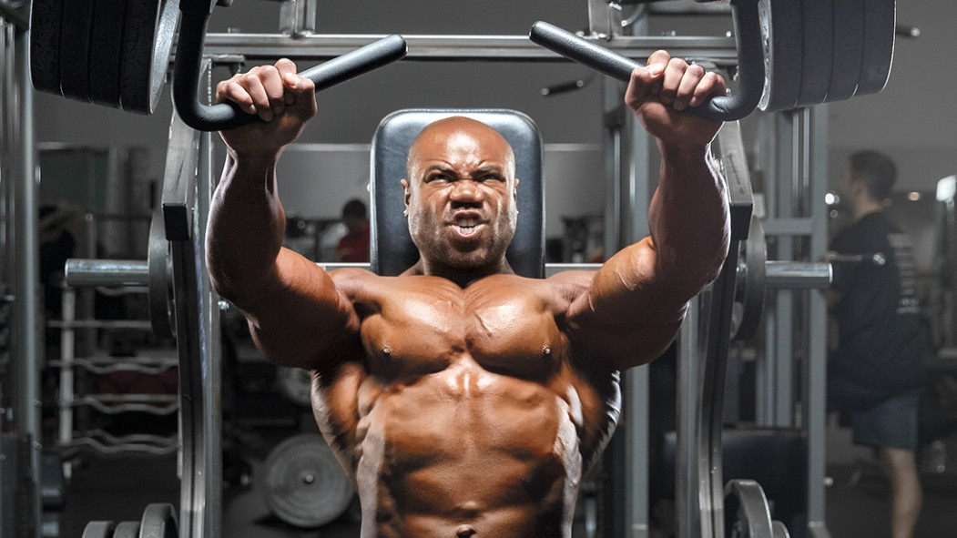 The 8 Best Muscle-Building Machine Exercises  thumbnail