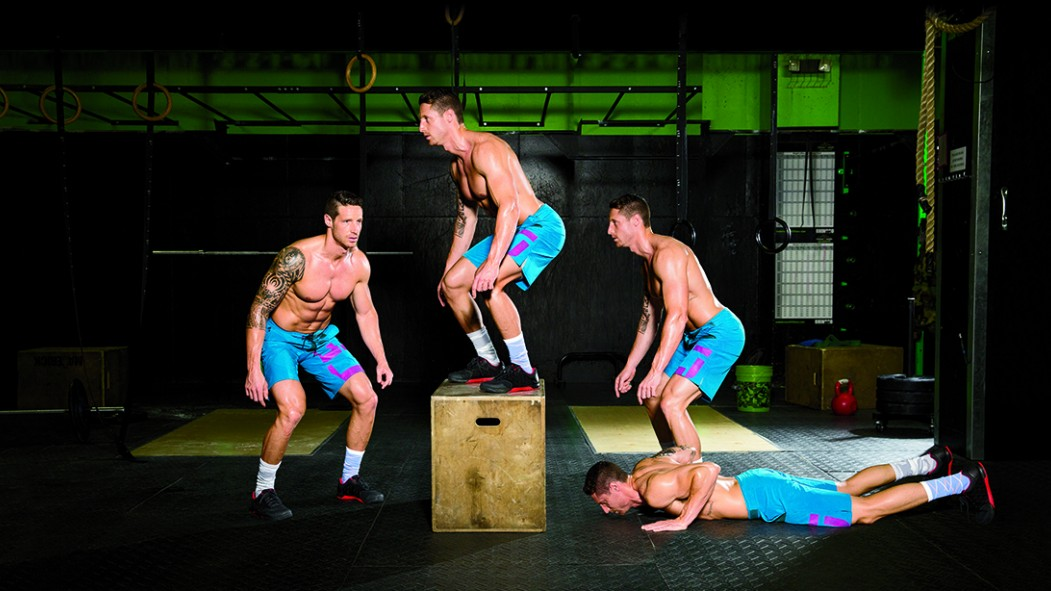 Burpee box jump-over thumbnail