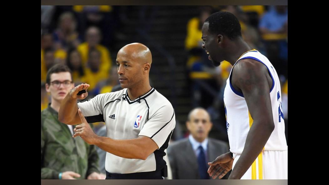NBA referee Marc Davis   thumbnail