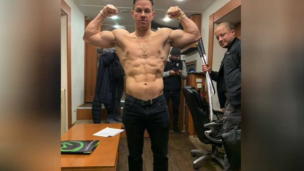 Mark Wahlberg Is Absolutely Shredded After 6 Months of Hardcore Training  thumbnail