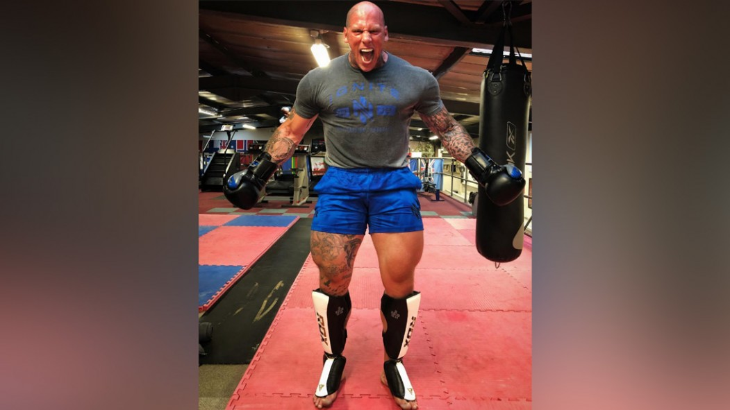 This Martyn Ford Is About to Try His Hand at MMA thumbnail