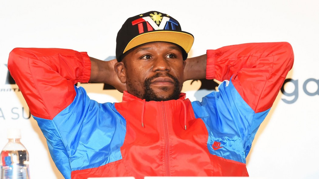 Mayweather Backs Out of New Years Eve Fight thumbnail
