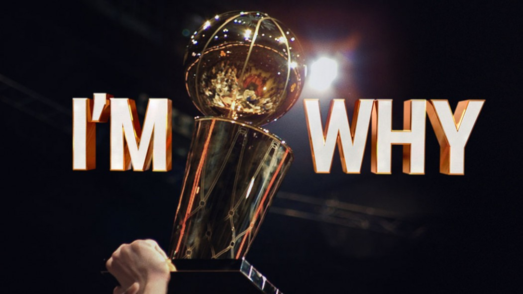 NBA Finals Trophy thumbnail
