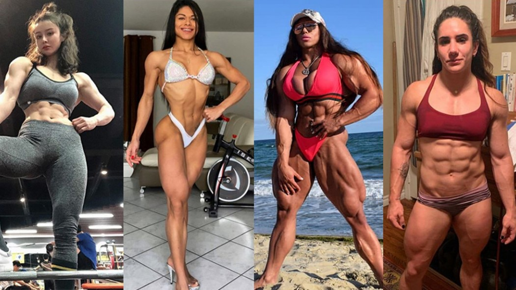 The Most Jacked Women on Instagram thumbnail