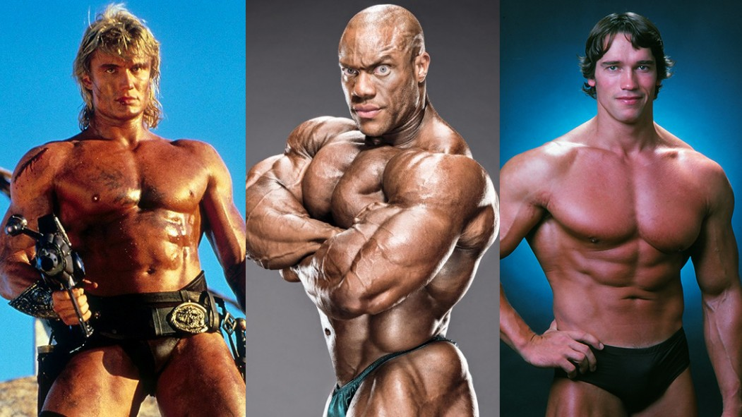 16 Greatest Physiques of All Time thumbnail