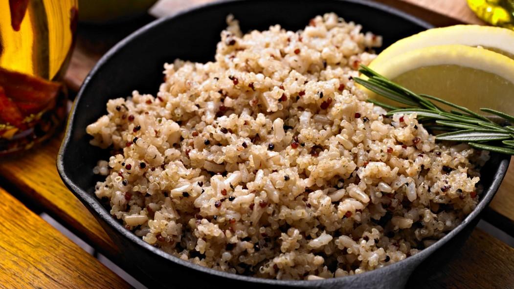 Quinoa With Lemon thumbnail