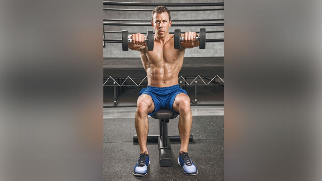 Chest and Shoulder Pain Affecting Your Workouts? Here's How to Fix It thumbnail