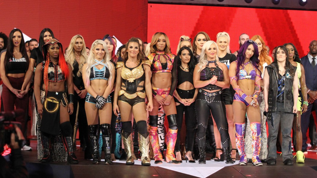 WWE Female Superstars thumbnail