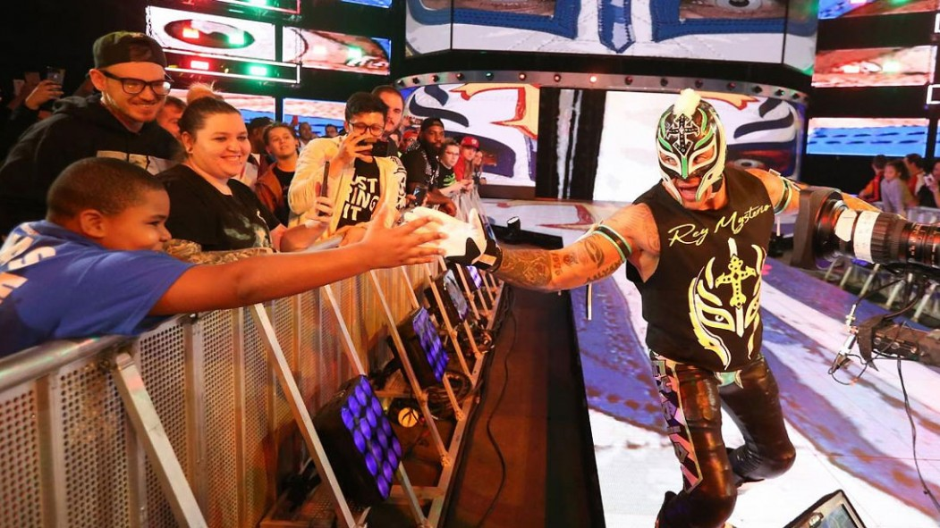WWE Superstar Rey Mysterio  thumbnail