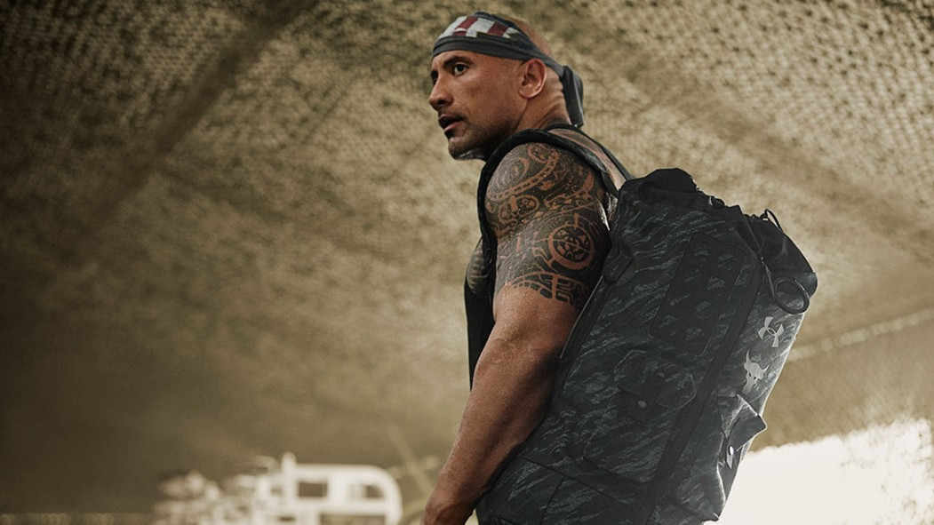 Dwayne 'The Rock' Johnson and Under Armour Team Up for Project Rock Veteran's Day Collection thumbnail