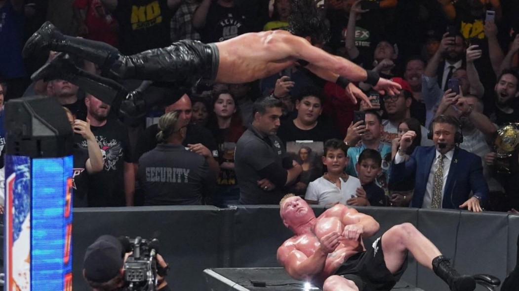 The Top 10 Moments from WWE SummerSlam 2019 thumbnail