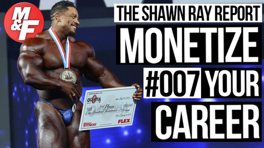 The Shawn Ray Report  Video Thumbnail