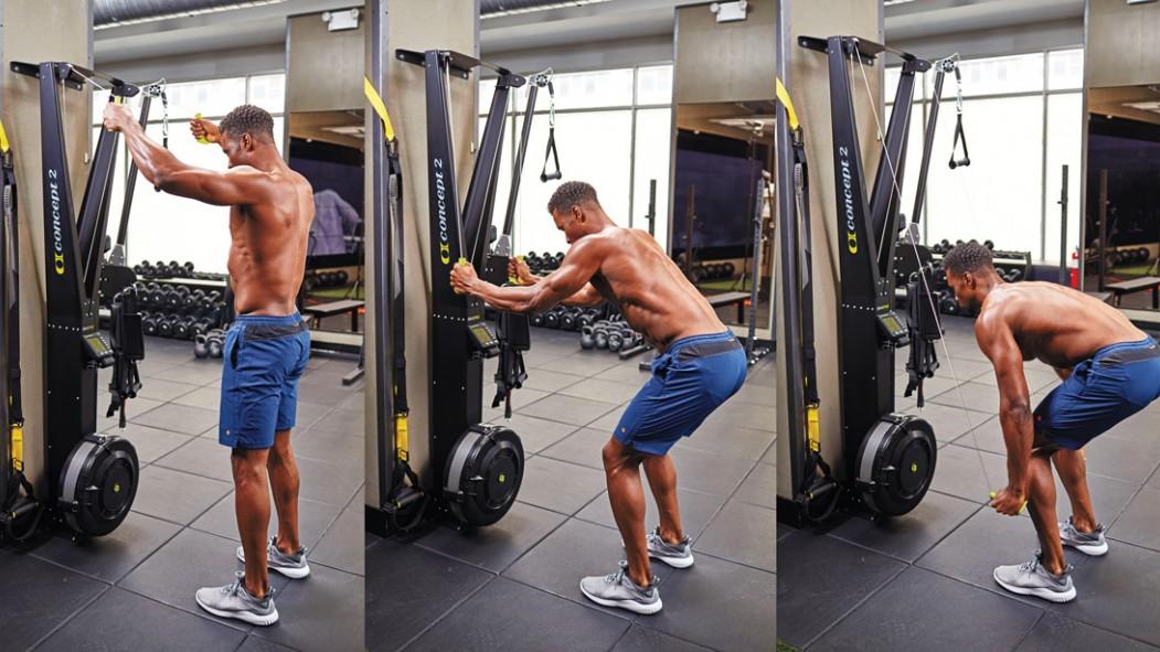 Mejore su postura y su cardiovascular con la miniatura de SkiErg