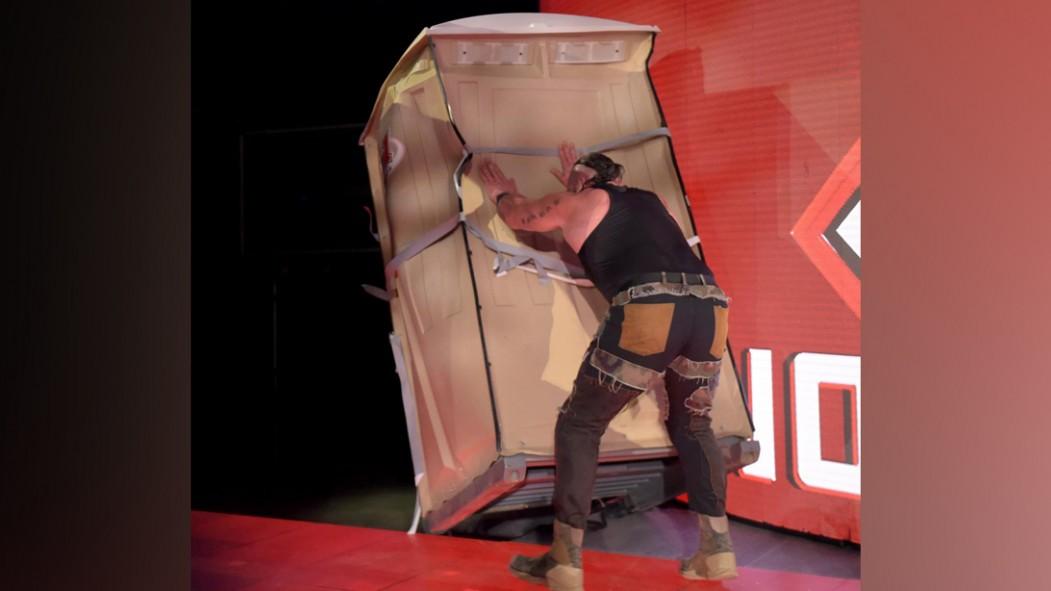 WWE Raw' Recap: Braun Strowman Traps Kevin Owens and Destroys a Port-O-John thumbnail
