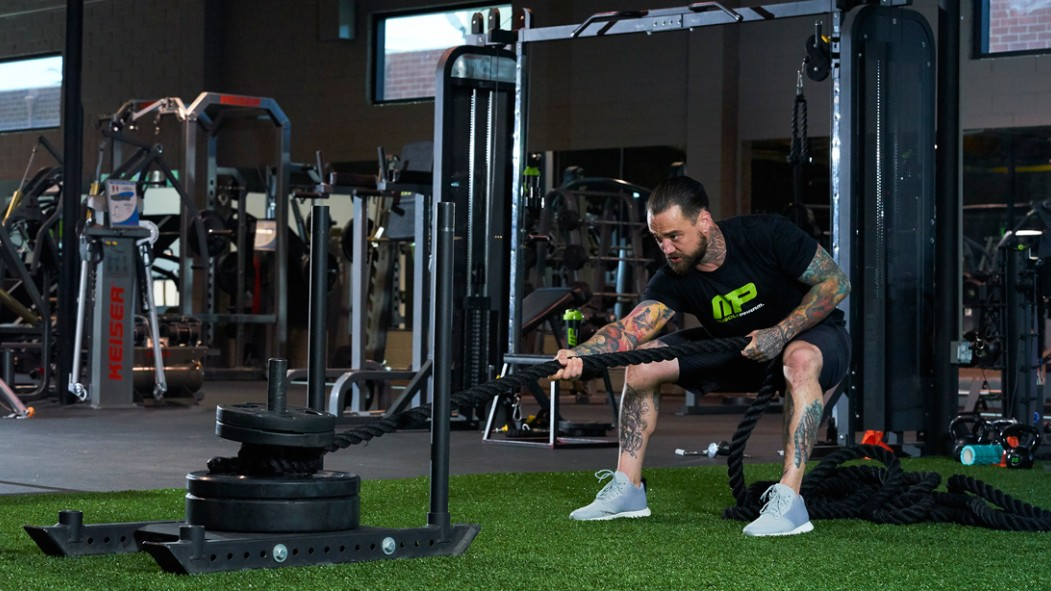 Taylor Ramsdell's Fight-Inspired Conditioning Circuit thumbnail
