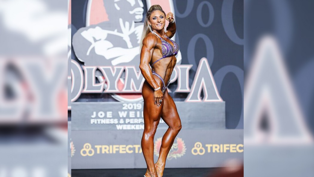 Tiffany Chandler - Fitness - 2019 Olympia thumbnail