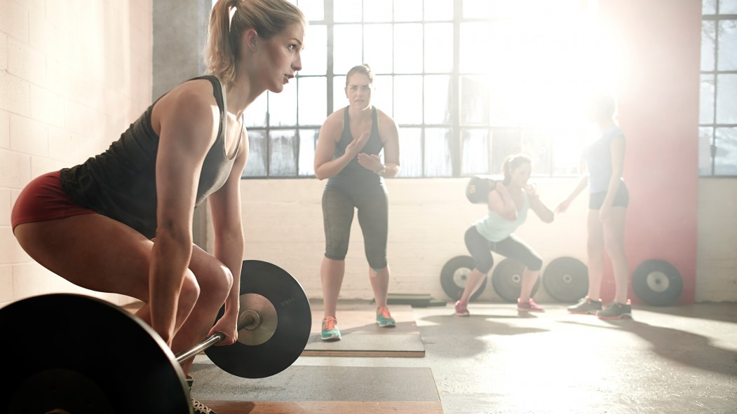 Women Training thumbnail