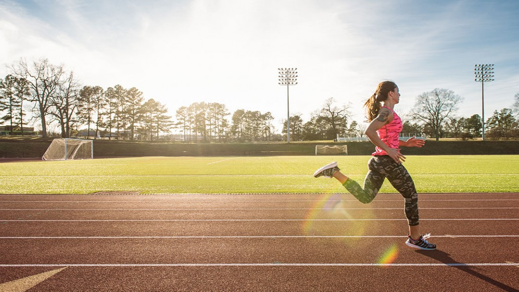 Just 1 Minute of Running Each Day Can Improve Bone Health in Women thumbnail