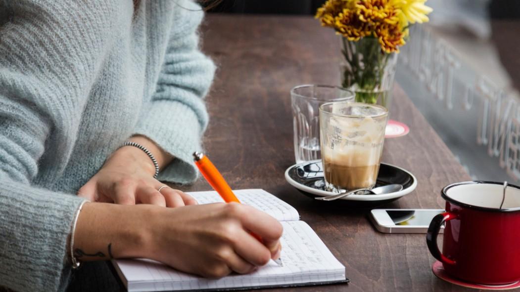 Woman Writing thumbnail