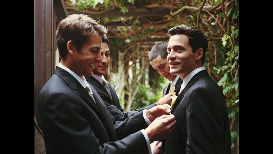 Men Get Ready for a Wedding thumbnail
