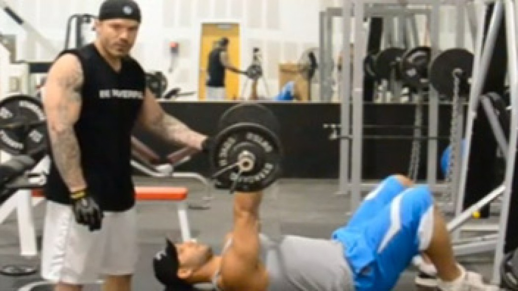 One More Rep #2 - Constant Tension for the Triceps Video Thumbnail