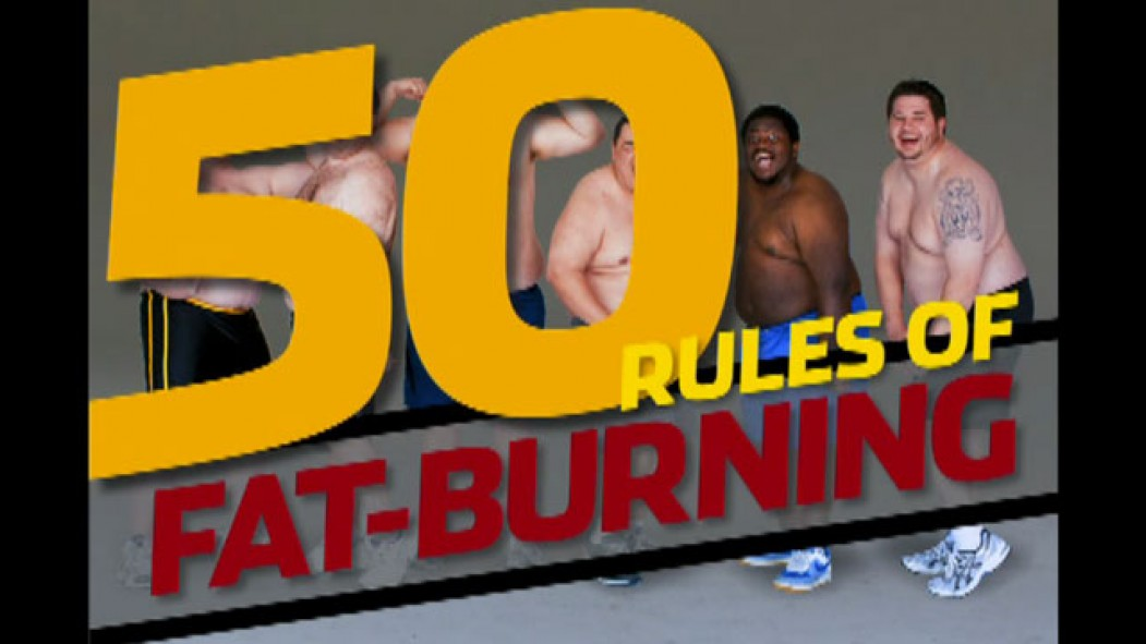 50 Rules of Fat-Burning Video Thumbnail