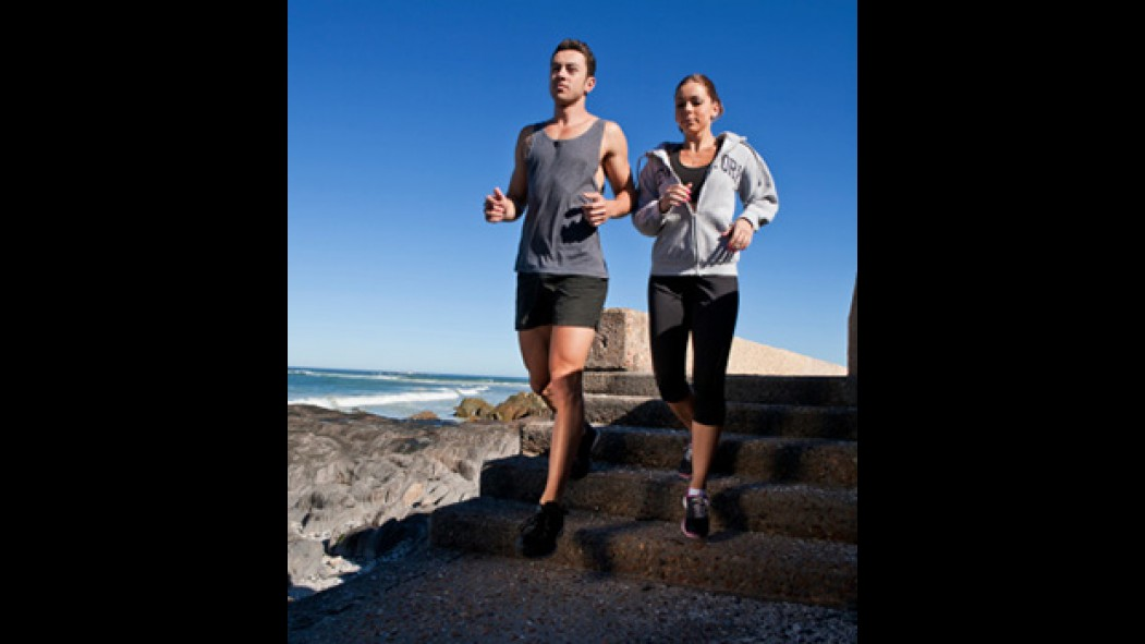 Survey: Couples Who Run Together Have More Sex thumbnail