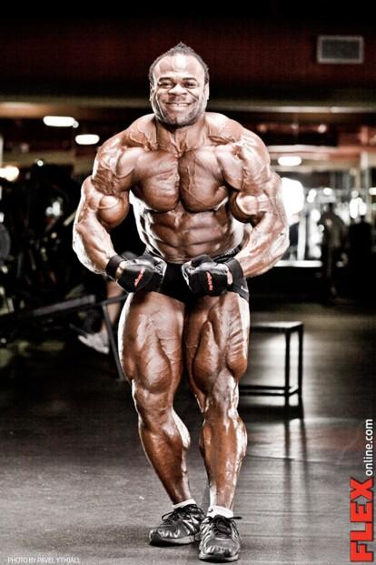 Kai Greene Muscle Fitness